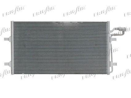 FRIGAIR: Original Klimakondensator 0811.3025 (Kältemittel: R 134a, Netzmaße: 585 x 380 x 16 mm)