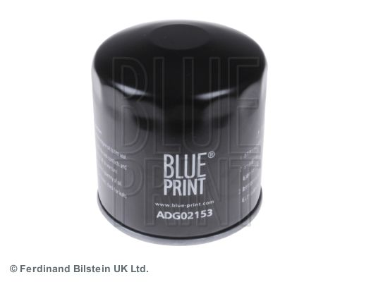 BLUE PRINT: Original Ölfilter ADG02153 (Ø: 95,0mm, Höhe: 101,5mm)