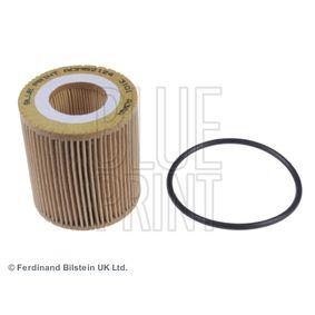 ADM52124 BLUE PRINT Filtereinsatz Innendurchmesser: 31,3mm, Ø: 64,0mm, Höhe: 70mm Ölfilter ADM52124 günstig kaufen
