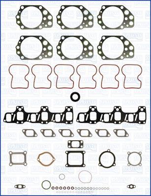 AJUSA Packningssats, topplock till SCANIA - artikelnummer: 52184100