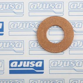 21008600 AJUSA Dicke/Stärke: 2mm, Ø: 21mm, Innendurchmesser: 10mm Ölablaßschraube Dichtung 21008600 günstig kaufen