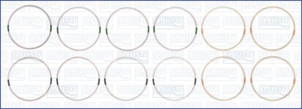 Comprare 60000200 AJUSA Kit guarnizioni, Canna cilindro 60000200 poco costoso