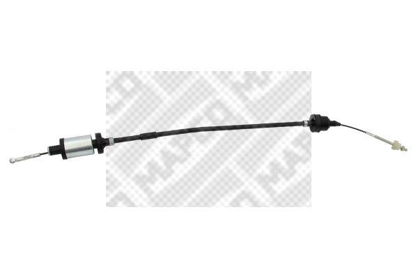 5816 MAPCO Länge: 835mm für Linkslenker Seilzug, Kupplungsbetätigung 5816 günstig kaufen