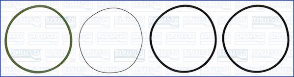 60006900 AJUSA O-Ring Set, cylinder sleeve: buy inexpensively