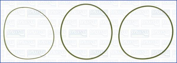 60007500 AJUSA O-Ring Set, cylinder sleeve: buy inexpensively