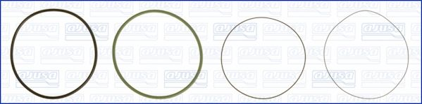 60008300 AJUSA O-Ring Set, cylinder sleeve: buy inexpensively