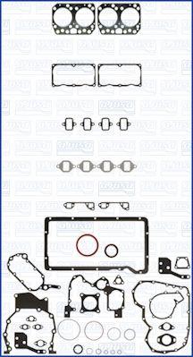 AJUSA Zestaw uszczelek silnika do MAN - numer produktu: 50119600