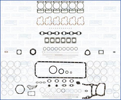 AJUSA Dichtungsvollsatz, Motor für RENAULT TRUCKS - Artikelnummer: 50190400