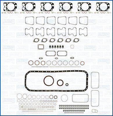 AJUSA Zestaw uszczelek silnika do VOLVO - numer produktu: 50195400