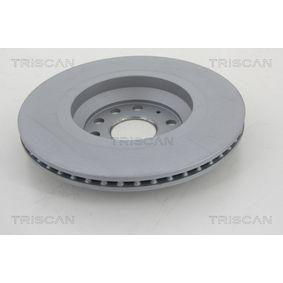 8120291002C Brake Disc TRISCAN 8120 291002C - Huge selection — heavily reduced