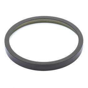 Αγοράστε 8540 28411 TRISCAN με ενσωματωμένο μαγνητικό δακτύλιο αισθητήρα, Ø: 81,6mm Δακτύλιος αισθητήρα, ABS 8540 28411 Σε χαμηλή τιμή
