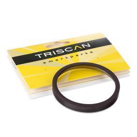Αγοράστε 8540 28412 TRISCAN με ενσωματωμένο μαγνητικό δακτύλιο αισθητήρα, Ø: 73mm Δακτύλιος αισθητήρα, ABS 8540 28412 Σε χαμηλή τιμή