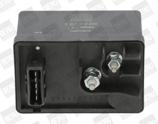 Buy cheap OEM parts: Control Unit, glow plug system BERU GR034