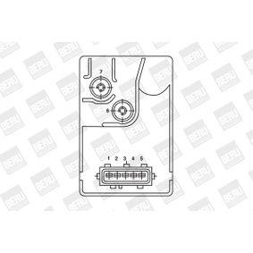 GR034 Control Unit, glow plug system BERU GR034 - Huge selection — heavily reduced