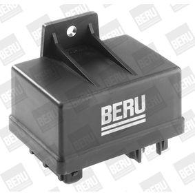 GR034 Control Unit, glow plug system BERU - Cheap brand products