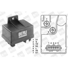 GR034 Control Unit, glow plug system BERU - Experience and discount prices