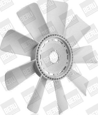 Ventiliatoriaus ratas, variklio aušinimas LR026 BERU — tik naujos dalys