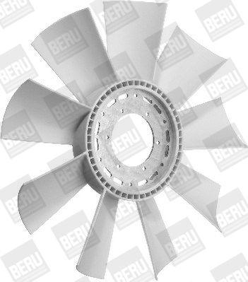 Ventiliatoriaus ratas, variklio aušinimas LR028 BERU — tik naujos dalys