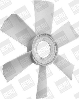 Ventiliatoriaus ratas, variklio aušinimas LR034 BERU — tik naujos dalys