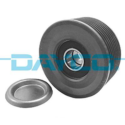 DAYCO Medløberhjul, multi-V-rem til DAF - vare number: APV2703