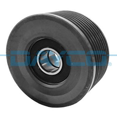 Buy DAYCO Deflection / Guide Pulley, v-ribbed belt APV2703 truck