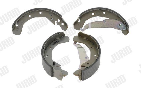 362389 JURID ohne Zubehör Trommel-Ø: 230mm, Dicke/Stärke: 5mm, Breite: 40mm Bremsbackensatz 362389J günstig kaufen