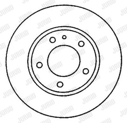 Bremsscheibe JURID 562051JC Bewertungen