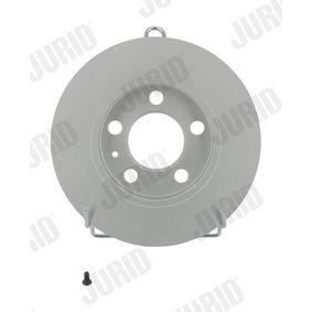 Günstige Bremsscheibe mit Artikelnummer: 562177JC jetzt bestellen