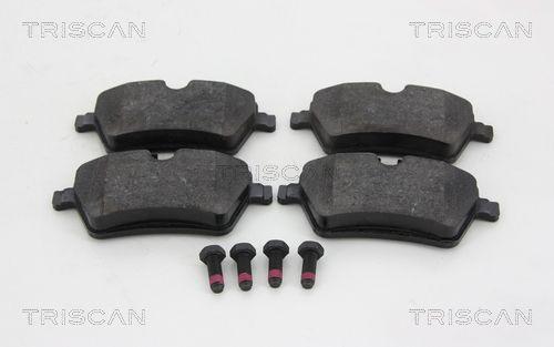 Bremsbelagsatz TRISCAN 8110 11034