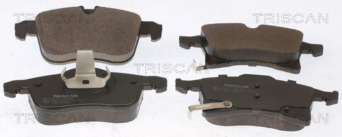 Bremsbelagsatz Scheibenbremse TRISCAN 8110 24025