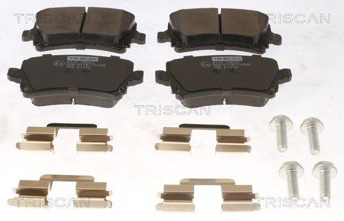 Bremsklötze TRISCAN 8110 29052