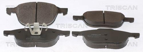 Bremsbelagsatz TRISCAN 8110 50023