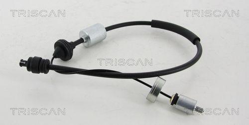 8140 10217 TRISCAN Länge: 960/658mm, Nachstellung: mit manueller Nachstellung Seilzug, Kupplungsbetätigung 8140 10217 günstig kaufen