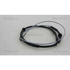Seilzug Feststellbremse Triscan 8140 25115