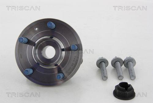 TRISCAN | Комплект колесен лагер 8530 24126