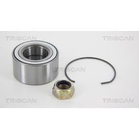 8530 25111 TRISCAN Ø: 72mm, Inner Diameter: 37mm Wheel Bearing Kit 8530 25111 cheap