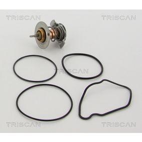8620 11792 TRISCAN Öffnungstemperatur: 92°C, separates Gehäuse Thermostat, Kühlmittel 8620 11792 günstig kaufen
