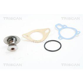 8620 2382 TRISCAN Öffnungstemperatur: 82°C Thermostat, Kühlmittel 8620 2382 günstig kaufen