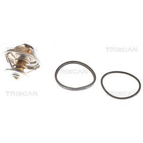 8620 2682 TRISCAN Öffnungstemperatur: 82°C, separates Gehäuse Thermostat, Kühlmittel 8620 2682 günstig kaufen