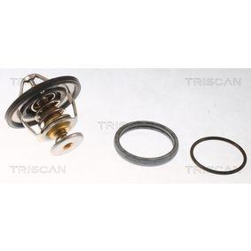 8620 8582 TRISCAN Öffnungstemperatur: 82°C, separates Gehäuse Thermostat, Kühlmittel 8620 8582 günstig kaufen