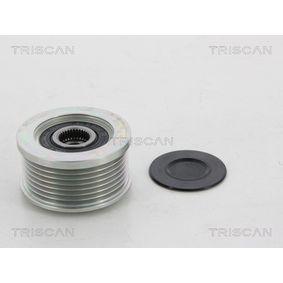 8641 144004 TRISCAN Breite: 39,5mm, Spezialwerkzeug zur Montage notwendig Generatorfreilauf 8641 144004 günstig kaufen