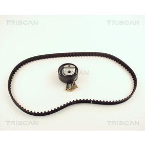 8647 28020 TRISCAN Zahnriemensatz 8647 28020 günstig kaufen