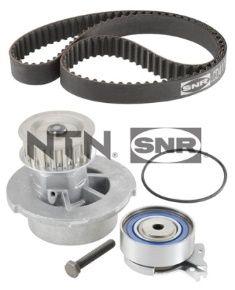 SNR Wasserpumpe + Zahnriemensatz KDP453.020