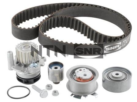 SNR Water pump and timing belt kit KDP457.500