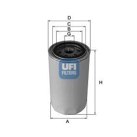UFI Filtro olio 23.152.02 acquisti con uno sconto del 26%