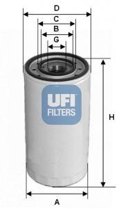 Ölfilter UFI 23.302.00 mit 15% Rabatt kaufen