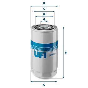 Ölfilter UFI 23.469.00 mit 25% Rabatt kaufen