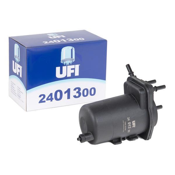 24.013.00 UFI Höhe: 189,0mm Kraftstofffilter 24.013.00 günstig kaufen