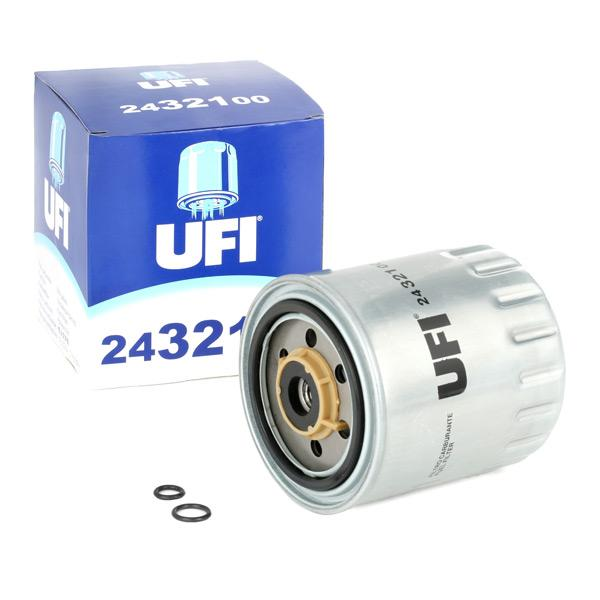 Kraftstofffilter UFI 24.321.00 Bewertungen