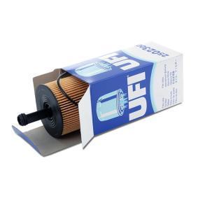 2502300 Olejový filtr UFI 25.023.00 - Obrovský výběr — ještě větší slevy